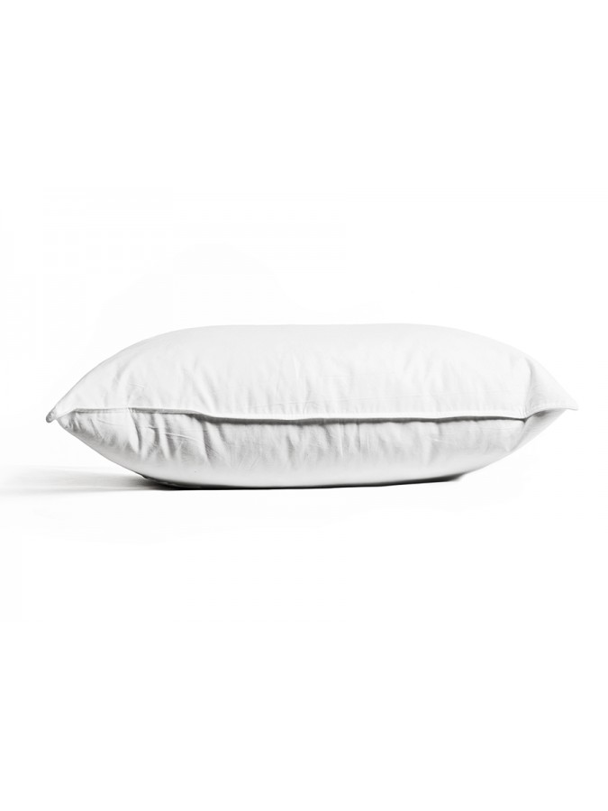 Възглавница с 10% пух 90% перца, Много Висока, Poohy Basic Firm Pillow
