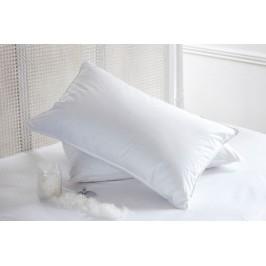 Възглавница 90% Нов бял френски пух, FP 650 cuin, Средна, Premium Pillow