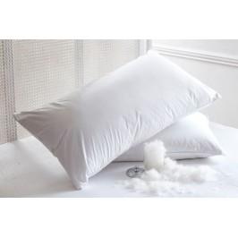 Възглавница 100% Нов бял полски гъши пух, FP 800 cuin, Ниска, Poohy Grand Lux Pillow