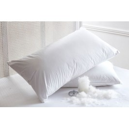 Възглавница 100% Нов бял полски гъши пух, FP 800 cuin, Средна, Poohy Grand Lux Pillow