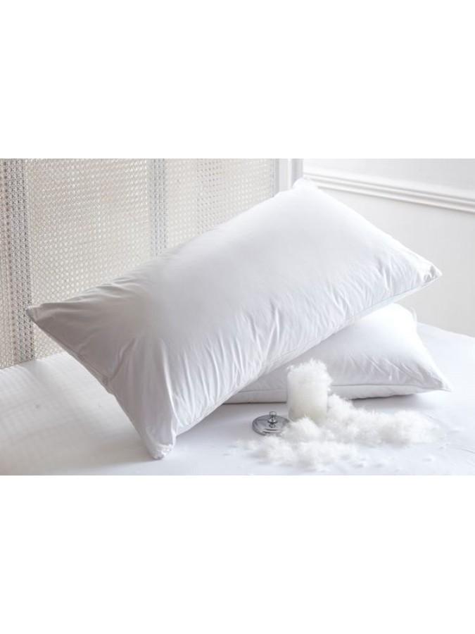 Възглавница Poohy Grand Lux Pillow, FP 800 cuin, 100% Нов бял полски гъши пух, Средна, 50х70 см